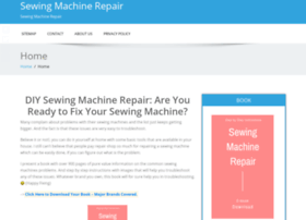 sewingmachinerepair.net