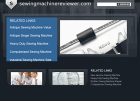 sewingmachinereviewer.com