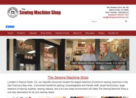 Sewingmachineshop.com