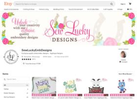 sewluckydesigns.com