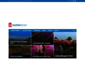seyahatdergisi.com