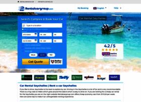 seychelles.rentalcargroup.com