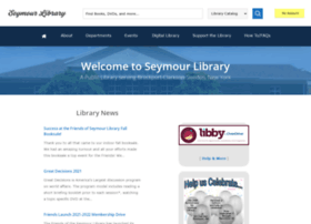 seymourlibraryweb.org