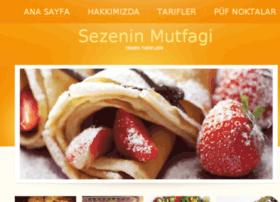 sezeninmutfagi.com
