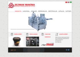 sezmakmakina.com.tr