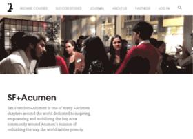 sf.plusacumen.org