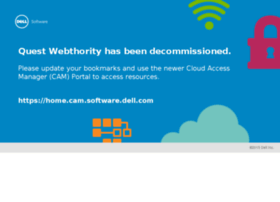 sfdc-webapps.quest.com