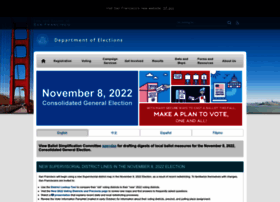 sfelections.org