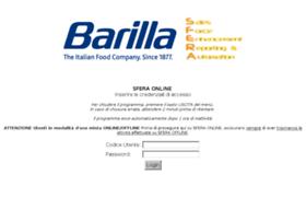 sferapw.barilla.com