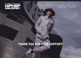 sfhiphopdancefest.com