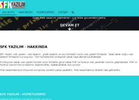 sfkyazilim.com