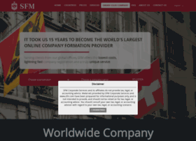 sfm-offshore.com