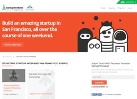 sfmaker.startupweekend.org