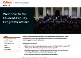 sfp.caltech.edu