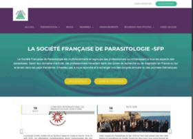 sfparasitologie.u-psud.fr