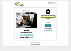sfpuppyprep.dogbizpro.com