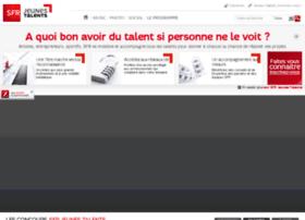 sfrjeunestalents.fr