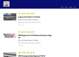 sfrscca.motorsportreg.com