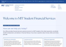 sfs.mit.edu