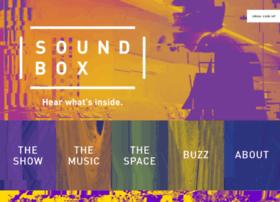 sfsoundbox.com