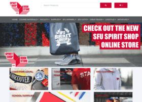sfu.collegestoreonline.com