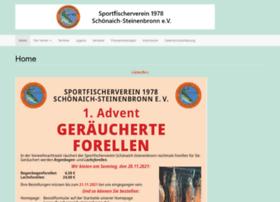 sfv-schoenaich-steinenbronn.de