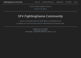 sfv.fightinggame.community