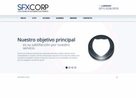 sfxcorp.com.ar