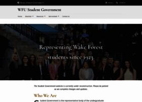 sg.wfu.edu