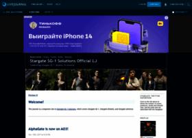 sg1-solutions.livejournal.com