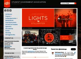 sga.okstate.edu