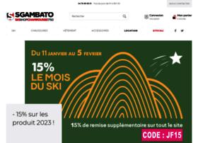 sgambato-ski-shop.fr