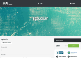 sgb.co.in