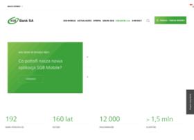 sgbbank.com.pl