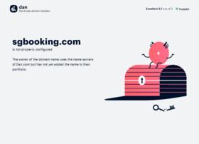 sgbooking.com