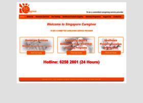 sgcaregiver.org