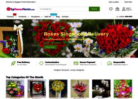 sgflowerflorist.com