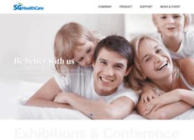 sghealthcare.com