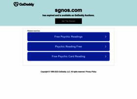 sgnos.com
