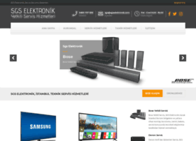 sgselektronik.com