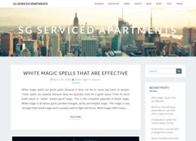sgservicedapartments.com