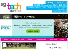 sgtechshow.com.sg