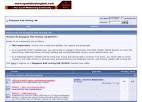 sgwebhostingtalk.com