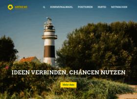 sh-gruene.de