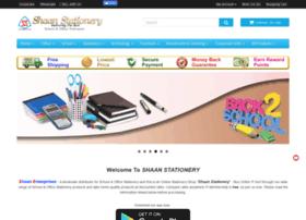 shaanstationery.com
