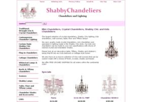 shabbychandeliers.com