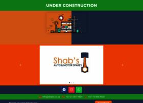 shabs.co.za