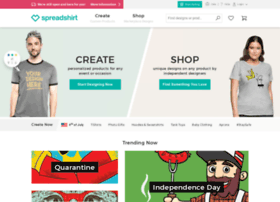 shaclone.spreadshirt.com