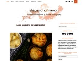shadesofcinnamon.com