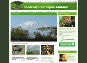 shadesofgreensafaris.net